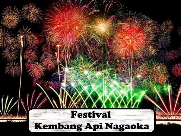 Festival Kembang Api Nagaoka