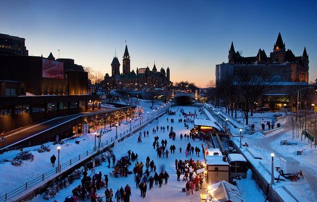 Berencana Jalan-Jalan ke Kanada ? ini Festival Kanada yang Wajib Dikunjungi