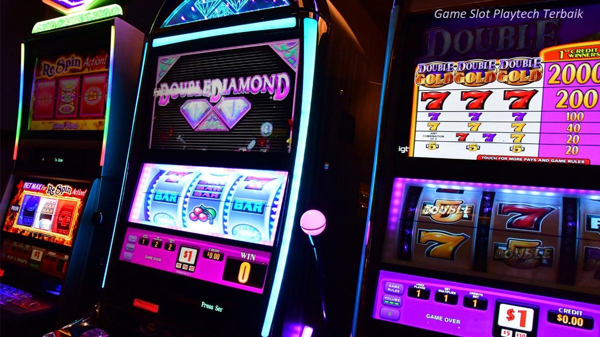 Game Slot Playtech Terbaik